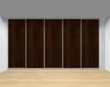 Drzwi przesuwne szerokość 401 - 450 cm 4045d4x5