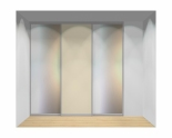 Drzwi przesuwne szerokość 241 - 270 cm 2427d9x3