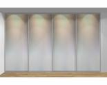 Drzwi przesuwne szerokość 311 - 350 cm 3135d3x4