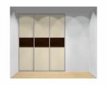 Drzwi przesuwne szerokość 181 - 210 cm 1821d13x3