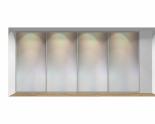 Drzwi przesuwne szerokość 401 - 450 cm 4045d3x4