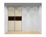 Drzwi przesuwne szerokość 140 - 160 cm 1416d14x2