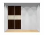 Drzwi przesuwne szerokość 140 - 160 cm 1416d15x2